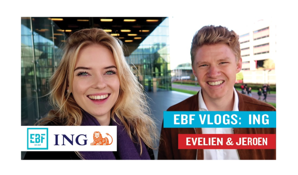 EBF & ING Present: An unique insight at the Main Partner of the EBF